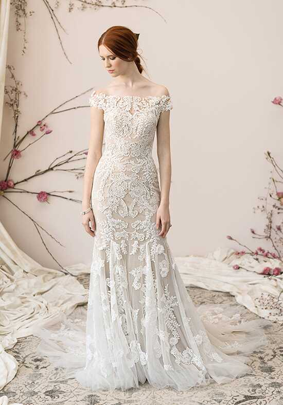 Justin Alexander Signature 9891 Mermaid Wedding Dress