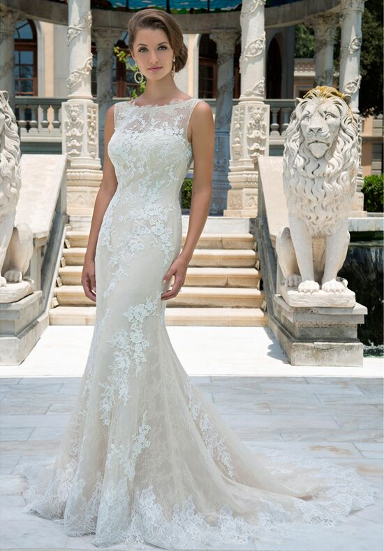 Venus Bridal VE8302N Mermaid Wedding Dress