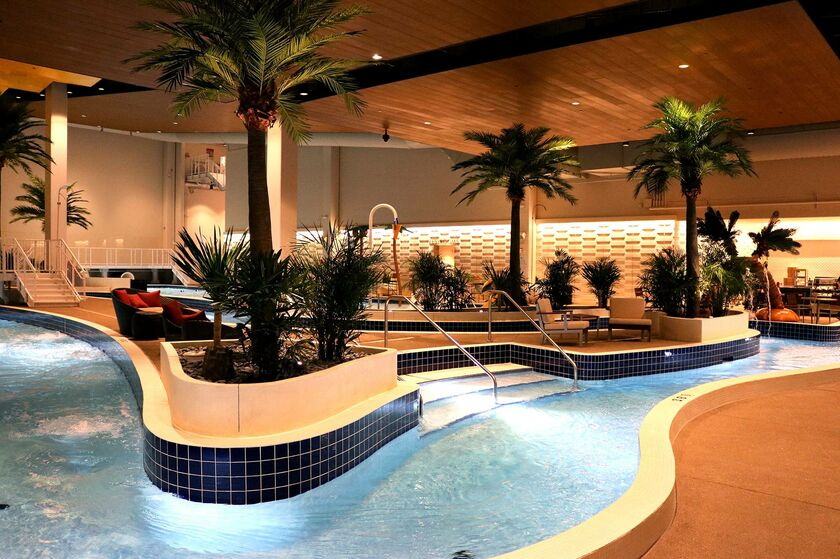 Treasure island resort & casino welch