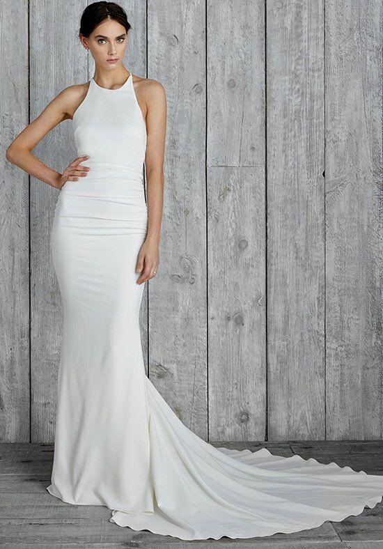 Nicole miller morgan fj10008 wedding dress the knot nicole miller morgan fj10008 mermaid wedding dress junglespirit Gallery