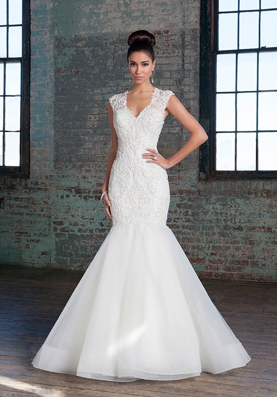 Justin Alexander Signature 9812 Mermaid Wedding Dress