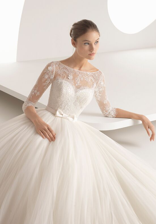 Rosa Clará ALINA Ball Gown Wedding Dress