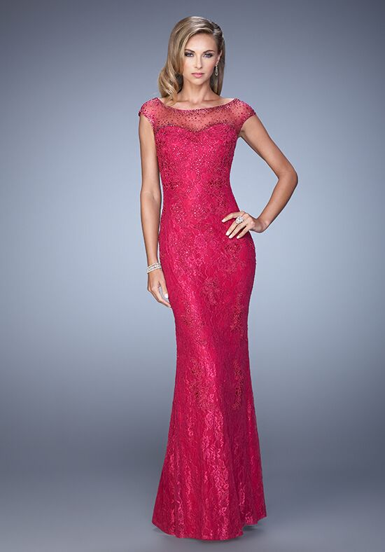 La Femme Evening 20673 Mother Of The Bride Dress