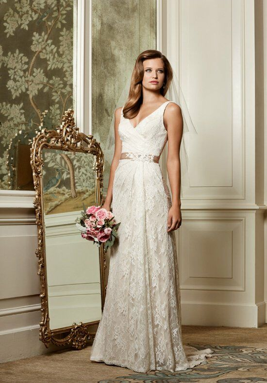 Wtoo Brides ELOISE-13118 Sheath Wedding Dress