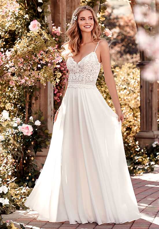 Rebecca Ingram Juniper Sheath Wedding Dress
