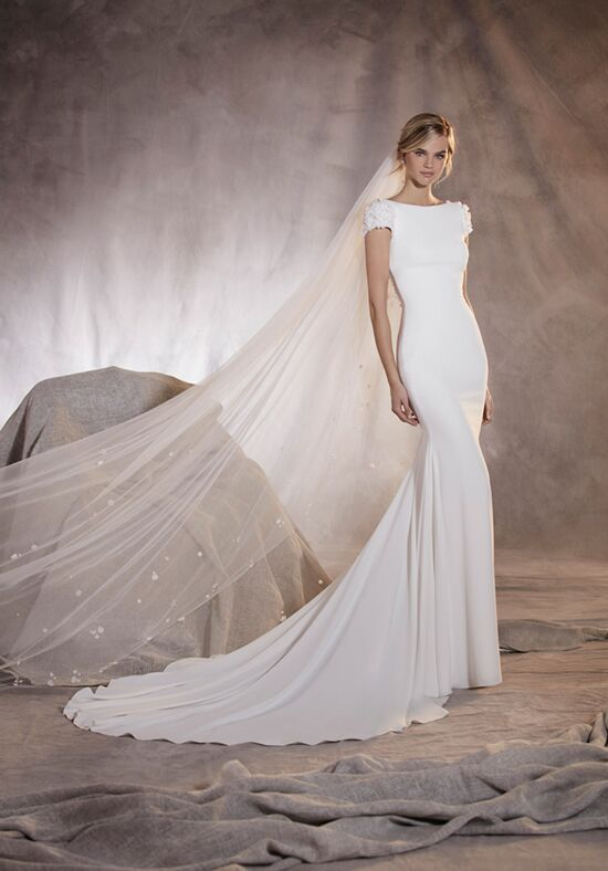 PRONOVIAS AGUA Mermaid Wedding Dress