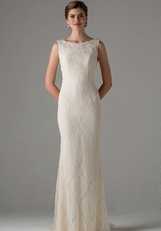 Anne Barge Greta Sheath Wedding Dress