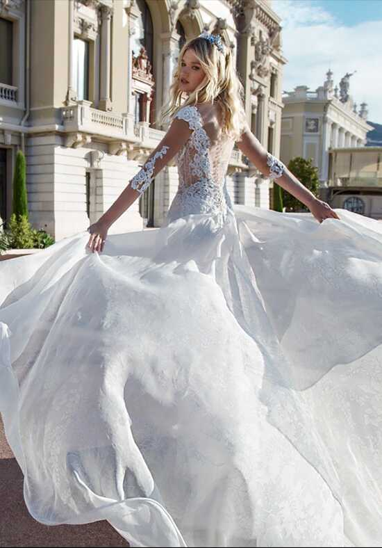 Alessandra Rinaudo 2017 Collection BERYL A-Line Wedding Dress