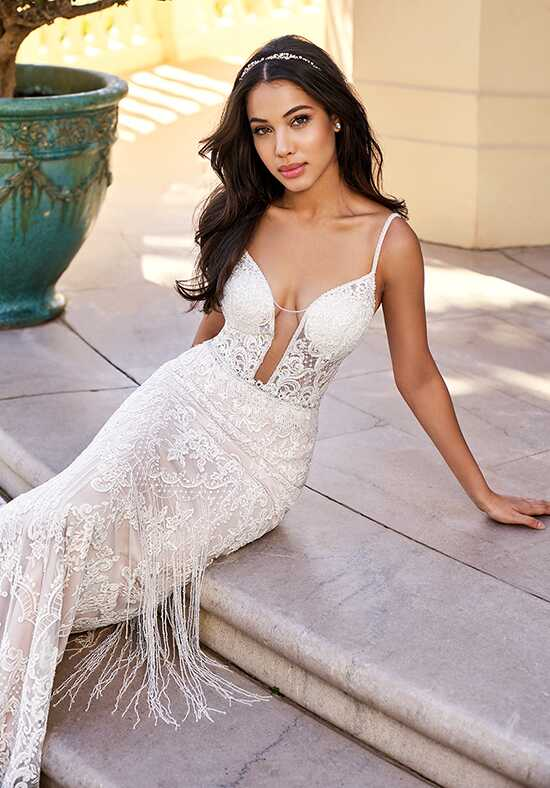 Val Stefani SANTORINI Mermaid Wedding Dress