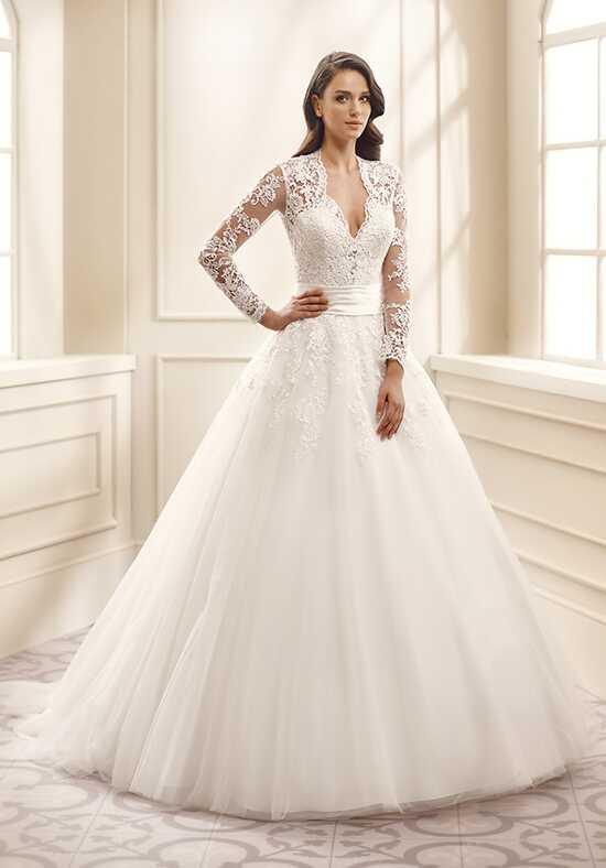 K Bridal Dresses : Eddy k ek ball gown wedding dress