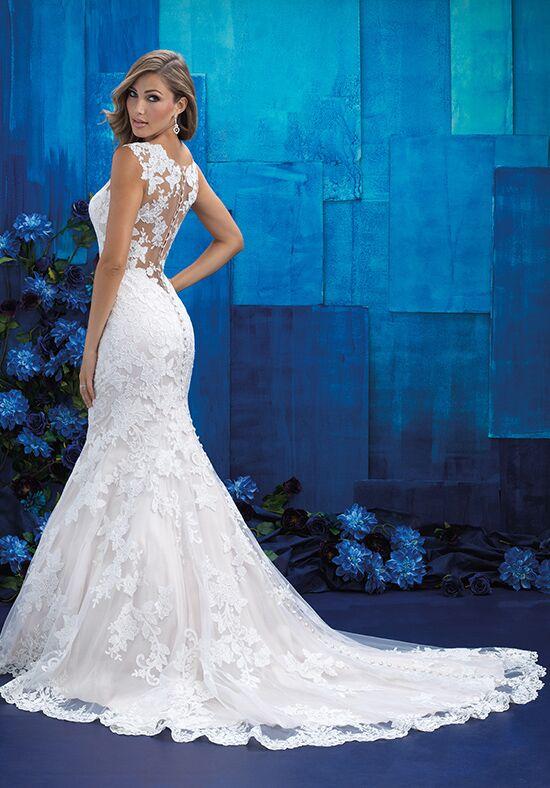 Allure Bridals 9422 Mermaid Wedding Dress