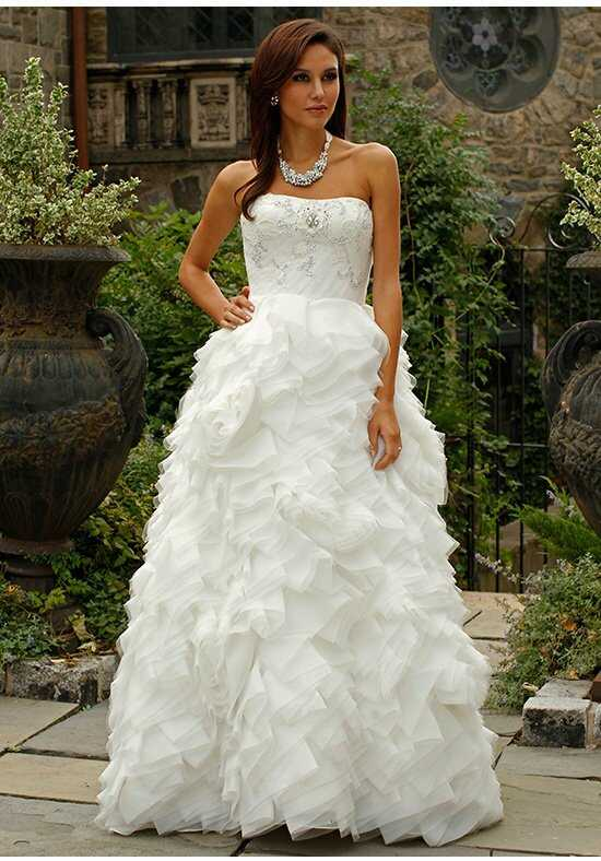 Jovani Bridal JB5837 Ball Gown Wedding Dress