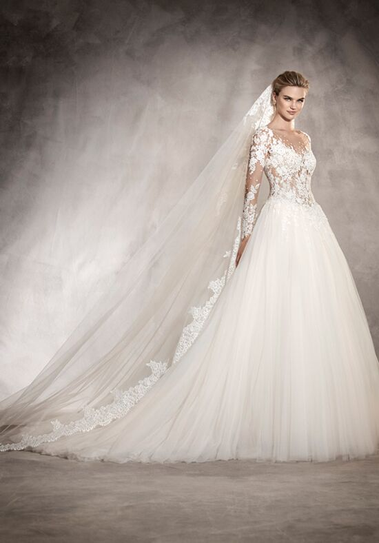 PRONOVIAS ARLENE Ball Gown Wedding Dress