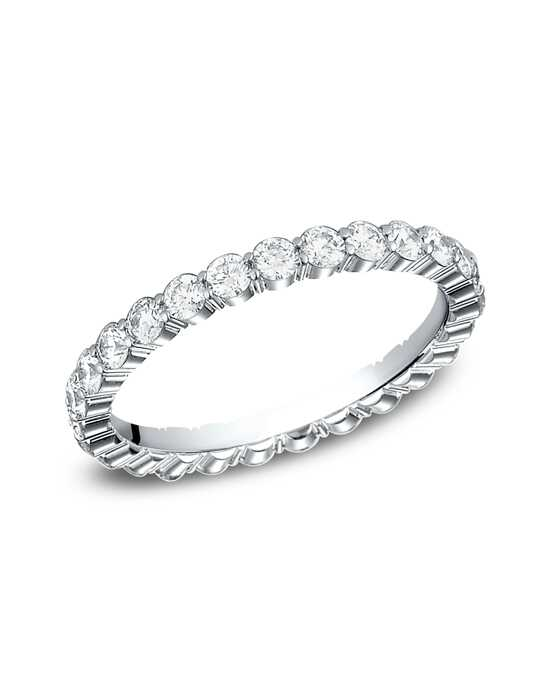 Benchmark 5525723W White Gold Wedding Ring