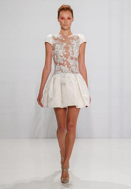 White Wedding Dress Short