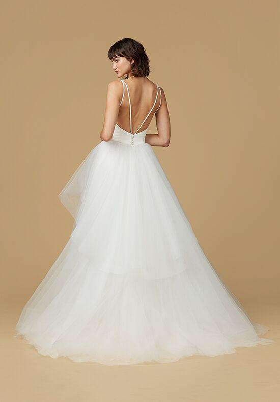 Nouvelle amsale mischa wedding dress the knot for Amsale wedding dress price