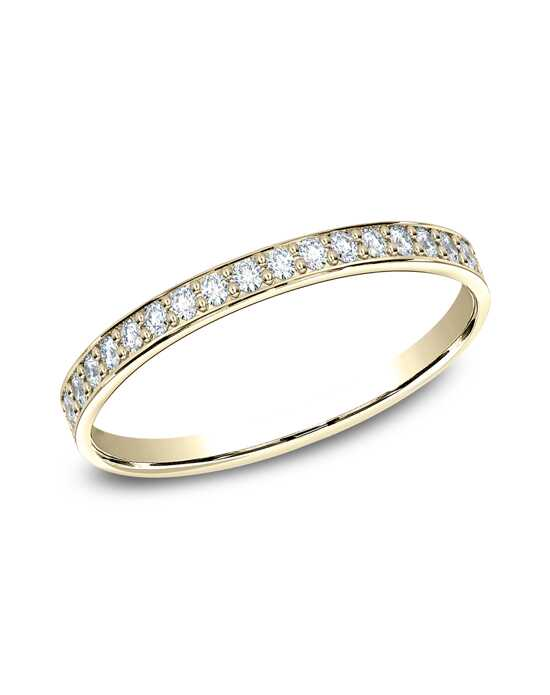 Benchmark 522800Y Gold Wedding Ring