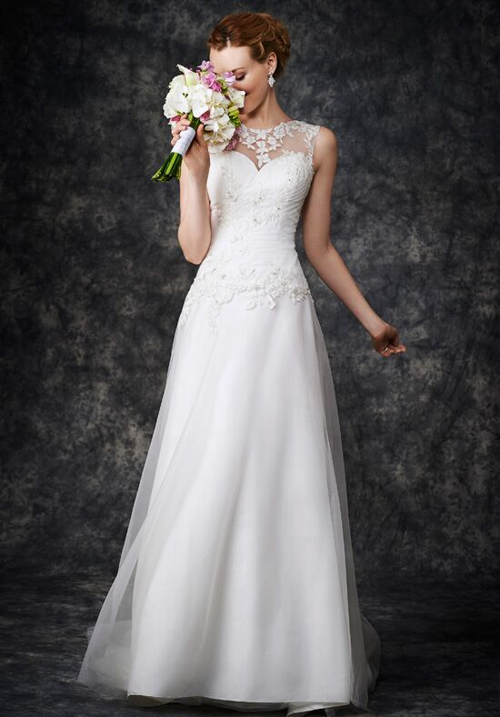 Kenneth Winston: Gallery Collection GA2264 A-Line Wedding Dress
