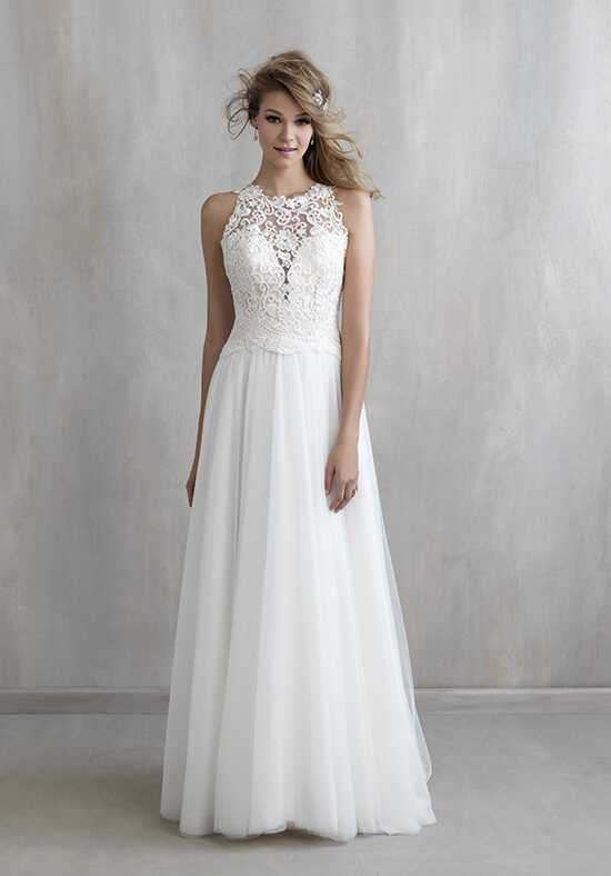 Madison James MJ203 A-Line Wedding Dress