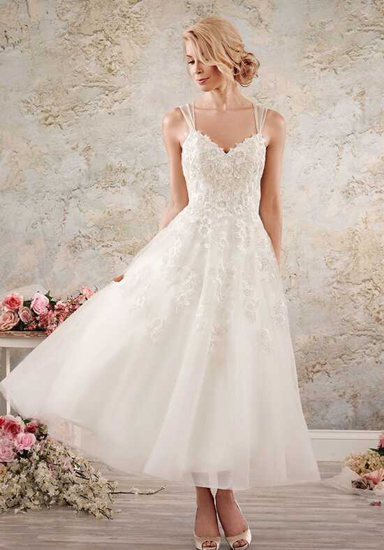 Alfred Angelo Modern Vintage Bridal Collection 8558 A-Line Wedding Dress
