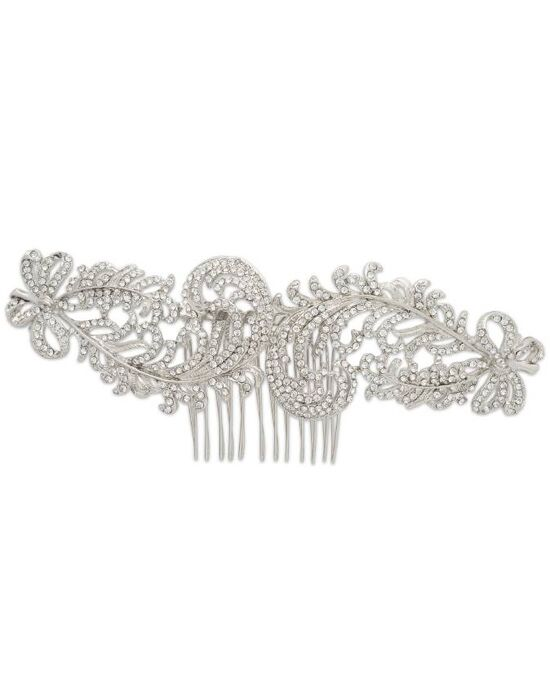 Nina Bridal Wedding Jewelry BELEM HAIRCOMB Wedding Brooch photo