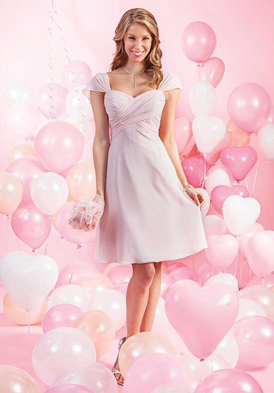 Alfred Angelo Signature Bridesmaids Collection 7385S Bridesmaid Dress photo