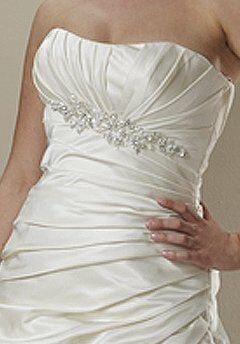 Sincerity Bridal Plus 4516 A-Line Wedding Dress