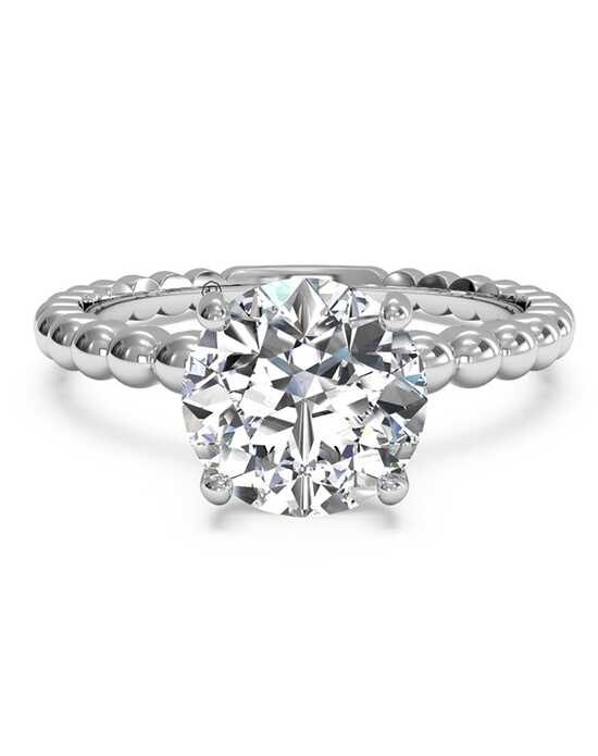 Ritani Unique Cut Engagement Ring