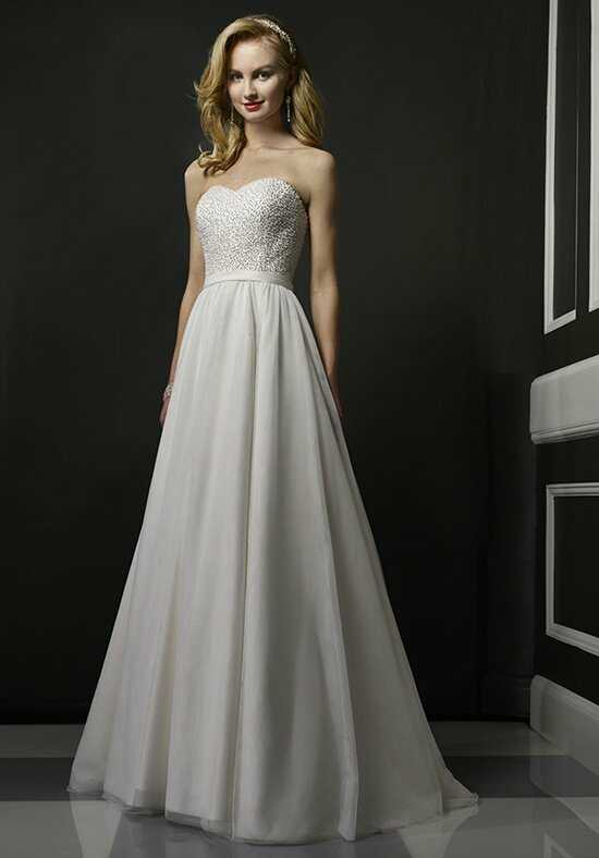 Robert Bullock Bride Jayne Ball Gown Wedding Dress