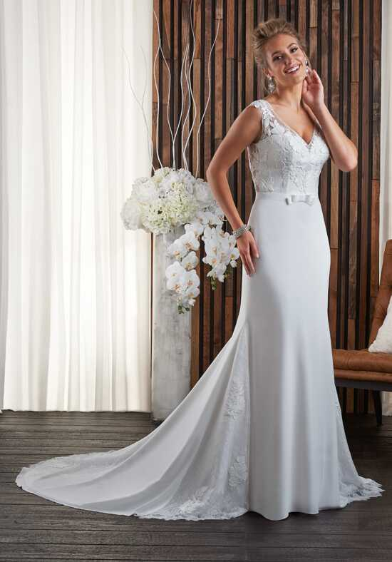 Bonny Bridal 700 Sheath Wedding Dress