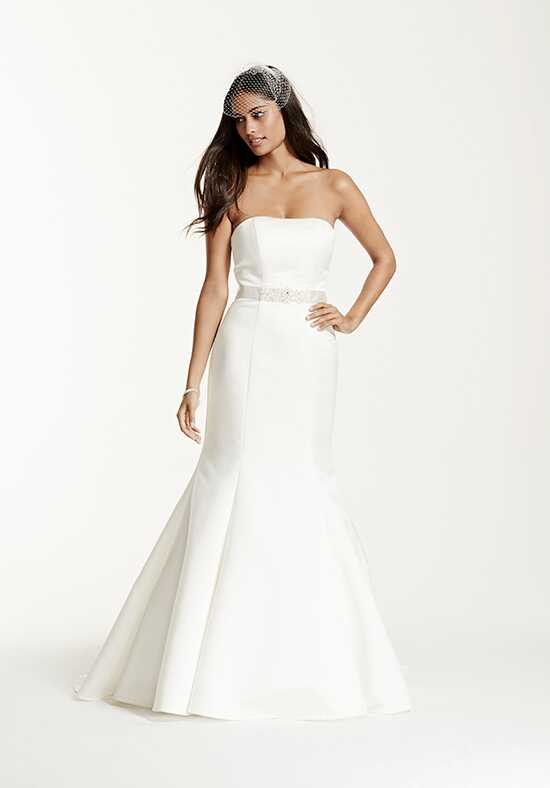 David's Bridal David's Bridal Collection Style WG9871 Mermaid Wedding Dress