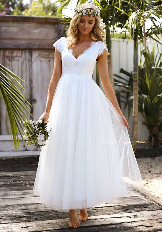 Mia Solano ML9617 A-Line Wedding Dress
