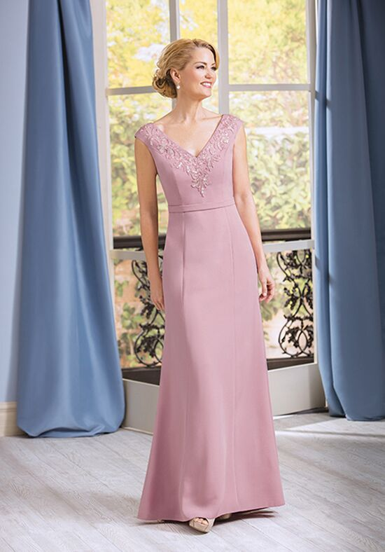 Jade J185063 Pink Mother Of The Bride Dress
