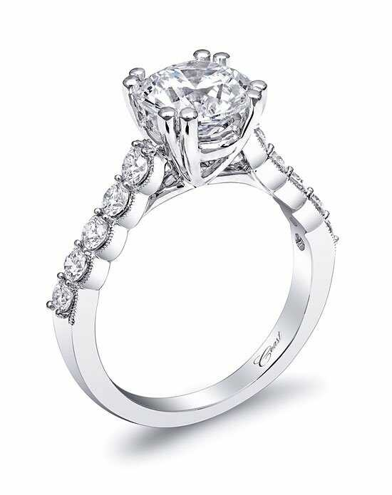 Coast Diamond Charisma Collection - LC10031 Engagement Ring photo