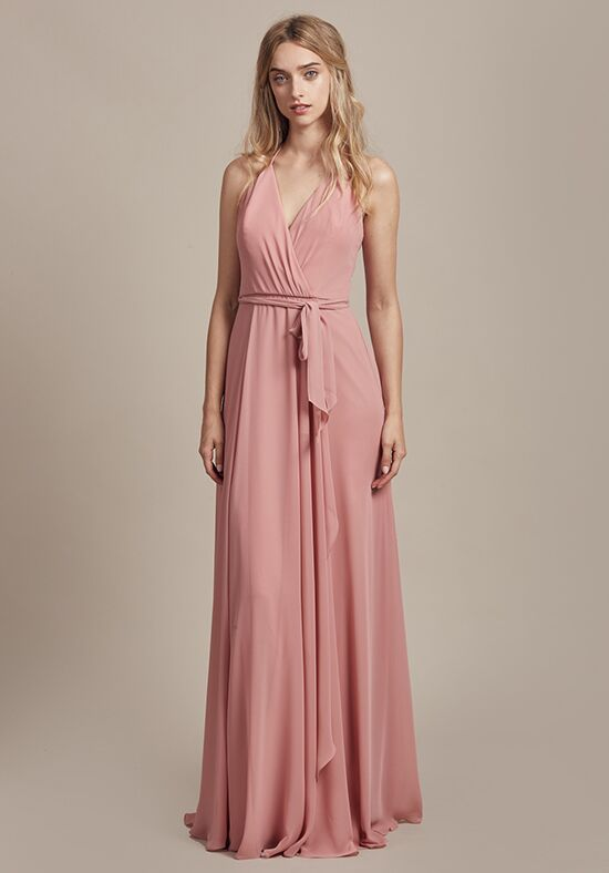 Amsale Bridesmaids G783c Bridesmaid Dress The Knot