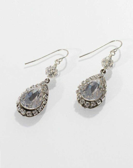 MEG Jewelry Theo earrings Wedding Earring photo