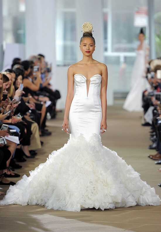 Ines Di Santo Brynn Mermaid Wedding Dress