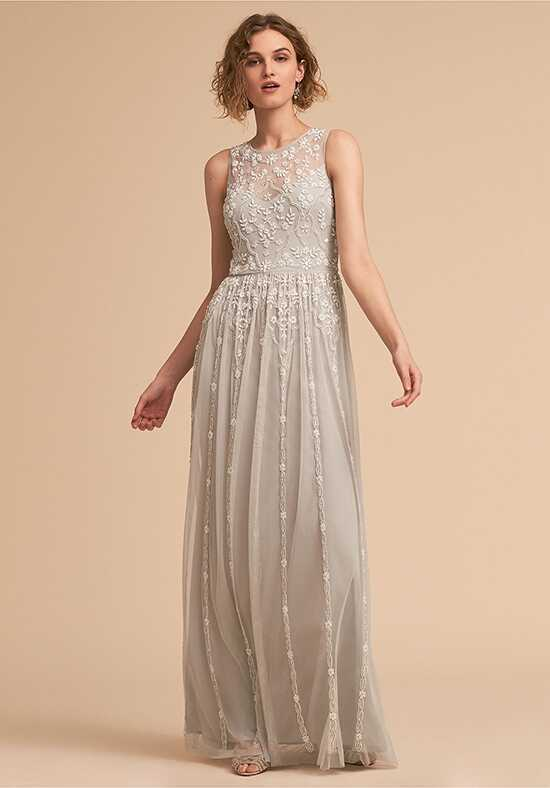 BHLDN (Bridesmaids) Eliza Dress Illusion Bridesmaid Dress