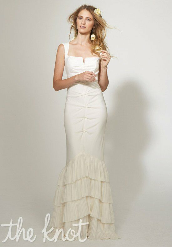 Nicole Miller HG0022 Mermaid Wedding Dress