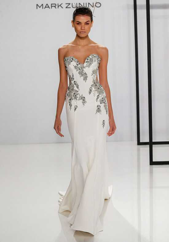 Mark Zunino for Kleinfeld 203 Wedding Dress photo
