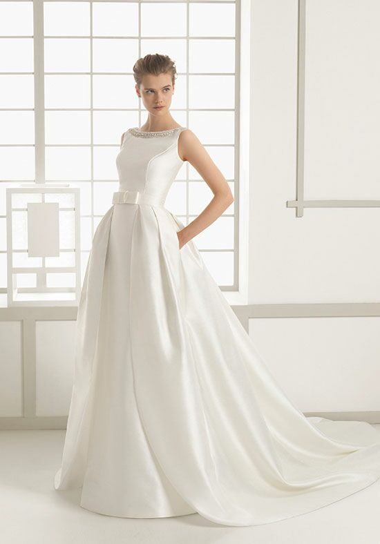 Rosa Clará DELIA A-Line Wedding Dress