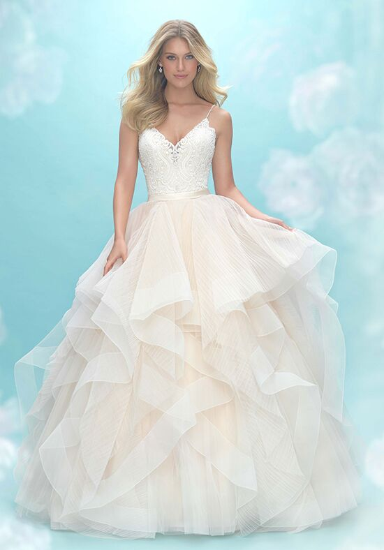 Allure Bridals 9450 Ball Gown Wedding Dress