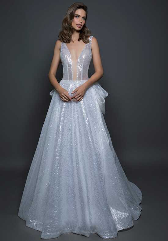 LOVE by Pnina Tornai for Kleinfeld 14583 A-Line Wedding Dress