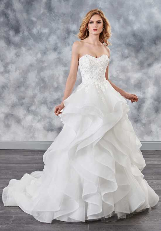 Mary's Bridal Couture d'Amour MB4032 Ball Gown Wedding Dress