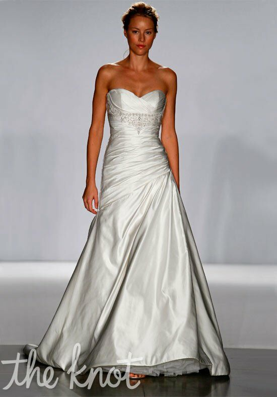 Priscilla of Boston (Gowns) 4119 Wedding Dress - The Knot