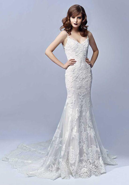Blue By Enzoani Journey Mermaid Wedding Dress