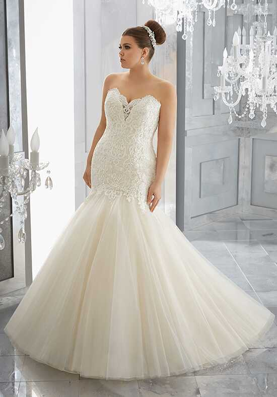 Morilee by Madeline Gardner/Julietta Moiselle | 3227 Mermaid Wedding Dress