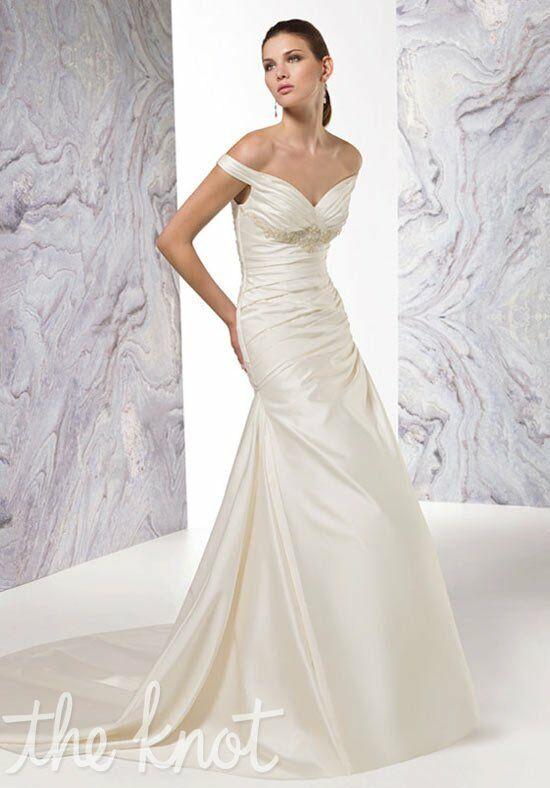 Candace wedding dress