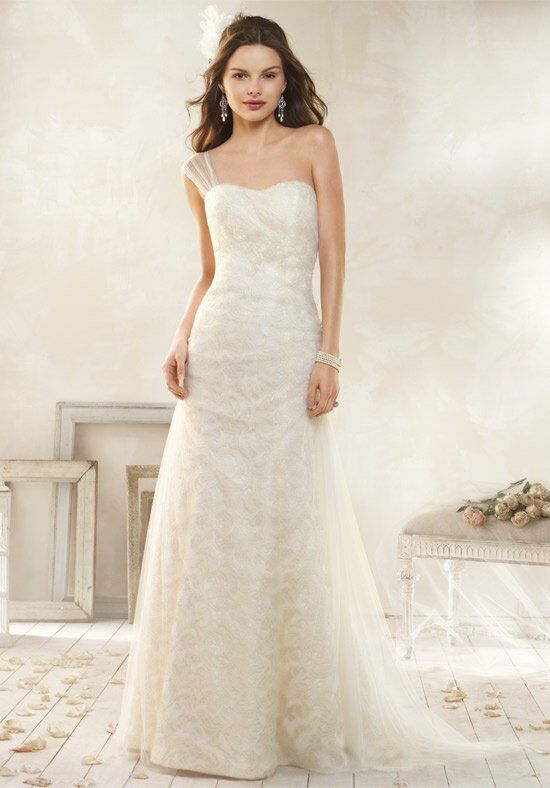 Alfred Angelo Signature Bridal Collection 8512 A-Line Wedding Dress