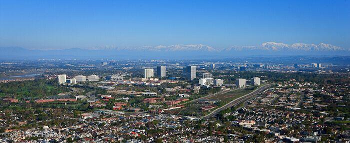 Mountain View Ca To Long Beach